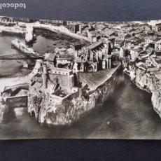 Postales: CASTRO URDIALES CANTABRIA VISTA PARCIAL AEREA. Lote 171772312