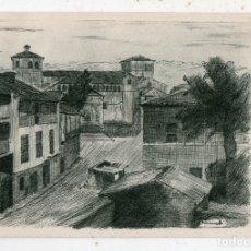 Postales: COLEGIATA DE SANTILLANA DEL MAR. CANTABRIA.. Lote 172778208