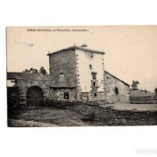 Postales: TORRE DE COSSIO EN REINOSILLA. REINOSA. SANTANDER.. Lote 175965304