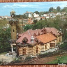 Postales: COMILLAS - VILLA EL CAPRICHO. Lote 176160407