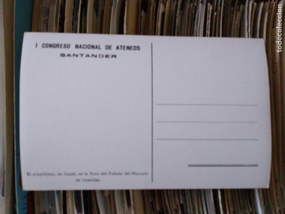Postales: COMILLAS CANTABRIA EL CAPRICHO DE GAUDI - Foto 2 - 45446562