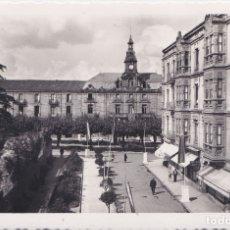 Postales: TORRELAVEGA (CANTABRIA) - BARON DE PEROMOLA. Lote 178163520