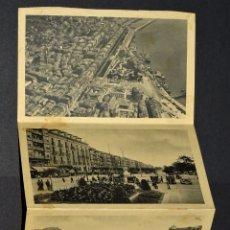 Postales: 10 ANTIGUAS POSTALES EN ACORDEÓN DE SANTANDER, VER FOTOGRAFÍAS Y COMENTARIOS. Lote 178326690