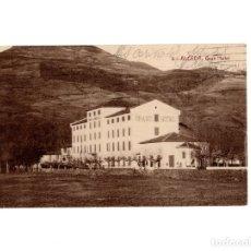Postales: ALCEDA.(SANTANDER).- GRAN HOTEL DEL BALNEARIO.. Lote 178388166