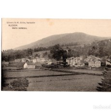 Postales: ALCEDA.(SANTANDER).- VISTA GENERAL.. Lote 178388541