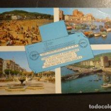 Postales: CASTRO URDIALES CANTABRIA VARIAS VISTAS. Lote 178623228