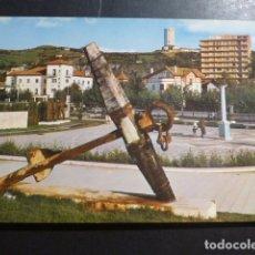 Postales: LAREDO CANTABRIA MONUMENTO AL PESCADOR. Lote 178624755