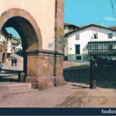 Postales: SANTANDER COMILLAS PORCHE DEL AYUNTAMIENTO PLAZA GENERALISIMO ED. FOTO IMPERIO Nº 10. Lote 178996517