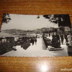 Postales: (ALB-TC-202) POSTAL SANTANDER PASEO DEL SARDINERO. Lote 179082856