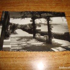 Postales: (ALB-TC-202) POSTAL SANTANDER PERGOLA Y PALACIO DE LA MAGDALENA. Lote 179082950