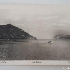 Postales: 12 - SANTOÑA LA BAHÍA ED. MERVI. CIRCA. 1954. Lote 179381637