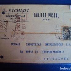 Postales: (PS-61894)POSTAL DE TORRELAVEGA-A.ETCHART. Lote 180006383