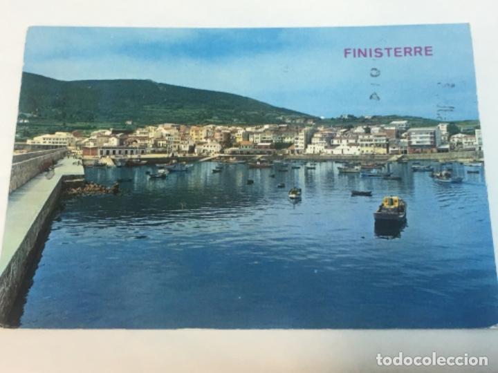 POSTAL ORIGINAL CIRCULADA FINISTERRE (Postales - España - Cantabria Moderna (desde 1.940))