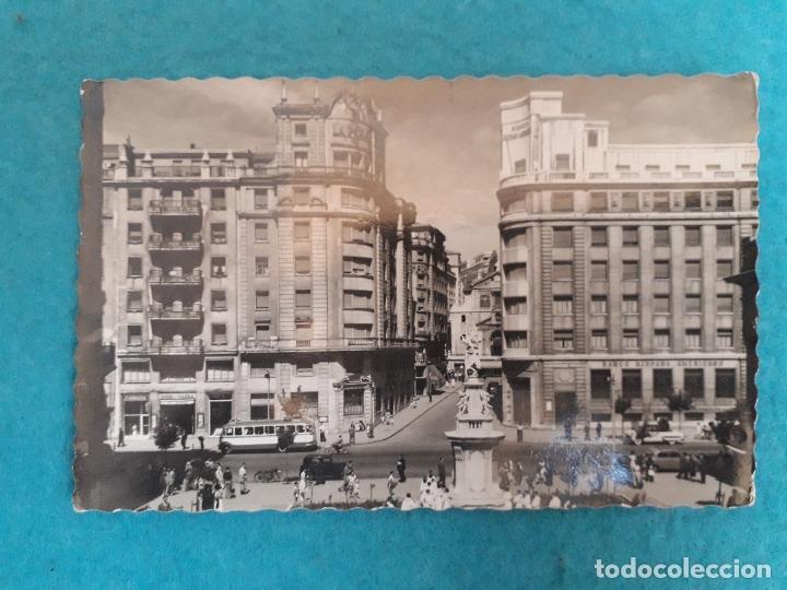 SANTANDER. AVENIDA DE CALVO SOTELO. FRANQUEADA EL 30 DE AGOSTO DE 1960. (Postales - España - Cantabria Moderna (desde 1.940))