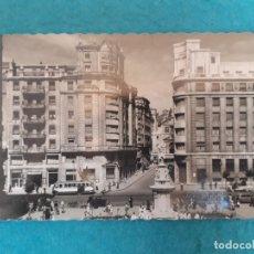 Postales: SANTANDER. AVENIDA DE CALVO SOTELO. FRANQUEADA EL 30 DE AGOSTO DE 1960.. Lote 180447270