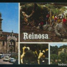 Postales: REINOSA. ED. FISA Nº 81. ESCRITA.. Lote 180502002