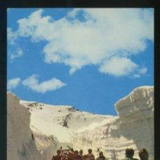 Postales: BRAÑAVIEJA. ALTO CAMPOO. *PISTA A TRES MARES* ED. A. BSTAMANTE H. Nº 359. NUEVA.. Lote 181023396