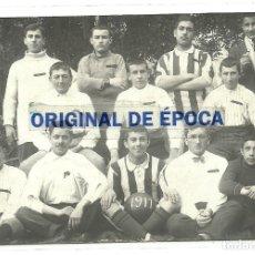 Postales: (PS-61993)POSTAL FOTOGRAFICA EQUIPO DE FOOT-BALL F.C.COMILLAS(SANTANDER). Lote 181404346
