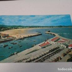 Postales: CANTABRIA - POSTAL LAREDO - PUERTO Y PLAYA. Lote 182157183