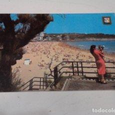 Cartoline: CANTABRIA - POSTAL SANTANDER - 2ª PLAYA DE EL SARDINERO. Lote 182201951