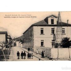 Postales: SANTOÑA.(CANTABRIA).- COLEGIO DEL SAGRADO CORAZÓN DE JESÚS.. Lote 182229907