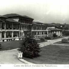 Postais: SANTANDER CASA DE SALUD VALDECILLA. PABELLONES. Lote 182579040