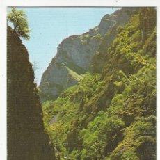 Postales: 103 - PICOS DE EUROPA.- DESFILADERO DEL V BELLOS. Lote 182862157