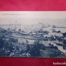 Postales: TARJETA POSTAL. CASTRO URDIALES. VISTA PANORAMICA. EDI. CASA DOLORES SALVARREY. FOTOTIPIA THOMAS. Lote 183441338