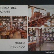 Postales: EL RIOJANO SANTANDER BODEGA. Lote 183811622