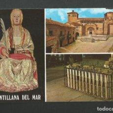 Postales: POSTAL SIN CIRCULAR - SANTILLANA DEL MAR 320 - SANTANDER - EDITA BUSTAMANTE. Lote 183967778