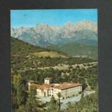 Postales: POSTAL SIN CIRCULAR - SANTO TORIBIO DE LIEBANA 98 - SANTANDER - EDITA BUSTAMANTE. Lote 183968117