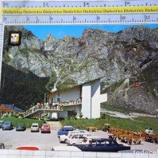 Postales: POSTAL DE CANTABRIA. AÑO 1972. FUENTE DE TELEFÉRICO Y PICOS DE EUROPA. 2580. Lote 184058963