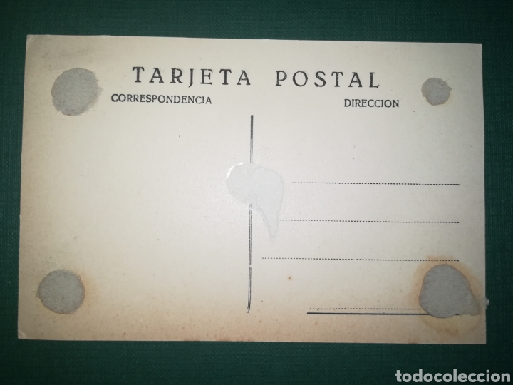 Postales: ESPAÑA SPAIN ESPAGNE TARJETA POSTAL POSTCARD CARTE POSTALE SANTANDER ALAMEDA PRIMERA Y BURGOS - Foto 2 - 184580186