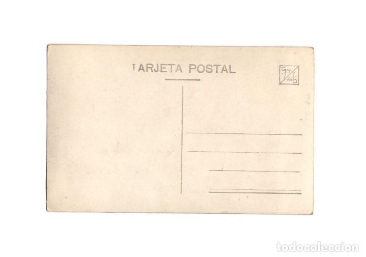 Postales: SANTANDER.(CANTABRIA).- PLAYA EL SARDINERO AL FONDO FARO DE ISLA MOURO. POSTAL FOTOGRÁFICA. - Foto 2 - 186333963