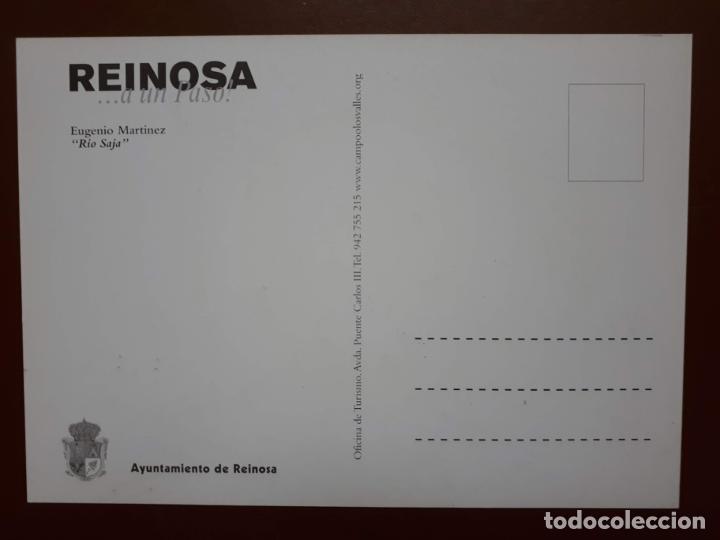 Postales: Postal Reinosa ...a un paso! - Rio Saja - Foto 2 - 187184637