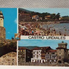Cartes Postales: CASTRO URDIALES. Lote 189431762