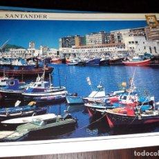 Postales: Nº 6750 POSTAL SANTANDER CANTABRIA PUERTO PESQUERO. Lote 189453522