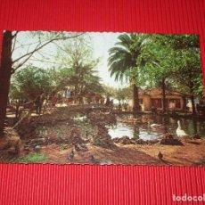 Postales: SANTANDER - JARDINES DE PEREDA - 9 - ESCRITA Y CIRCULADA - MANUEL LAINZ. Lote 189490362