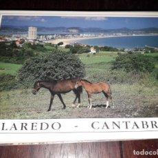 Postales: Nº 34253 POSTAL LAREDO CANTABRIA VISTA GENERAL. Lote 189539896