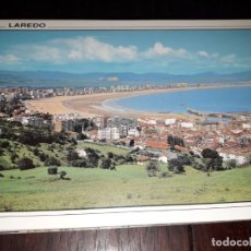 Postales: Nº 34257 POSTAL LAREDO CANTABRIA VISTA GENERAL. Lote 189541386