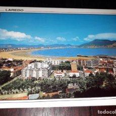 Postales: Nº 34272 POSTAL LAREDO CANTABRIA VISTA GENERAL. Lote 189543965