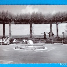 Postales: POSTAL DE SANTANDER: JARDINES DE PIQUIO. Lote 189708103