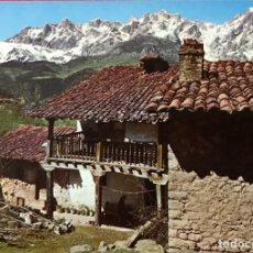 Cartes Postales: PICOS DE EUROPA - MACIZO CENTRAL DESDE VILLA GLORIA - FOTO BUSTAMANTE (POTES). Lote 189951320
