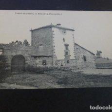 Cartes Postales: REINOSILLA CANTABRIA TORRE DE COSSIO. Lote 190129308