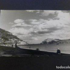 Postales: SANTOÑA CANTABRIA POSTAL FOTOGRAFICA. Lote 190142755