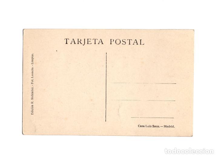 Postales: SANTOÑA.(CANTABRIA).- COLONIA PENITENCIARIA DE EL DUESO.(PRISIÓN) TALLER DE VACIADO Y GALVANOPLASTIA - Foto 2 - 190590821