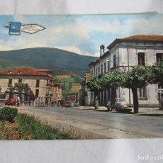 Cartes Postales: RAMALES DE LA VICTORIA (SANTANDER) - AVENIDA GENERALÍSIMO - CIRCULADA. Lote 190618733