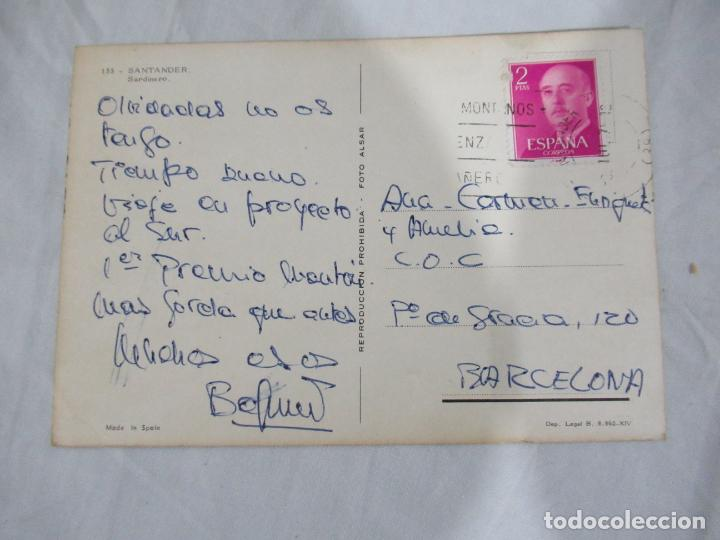 Postales: Santander - Sardinero - Circulada - Foto 2 - 190619865