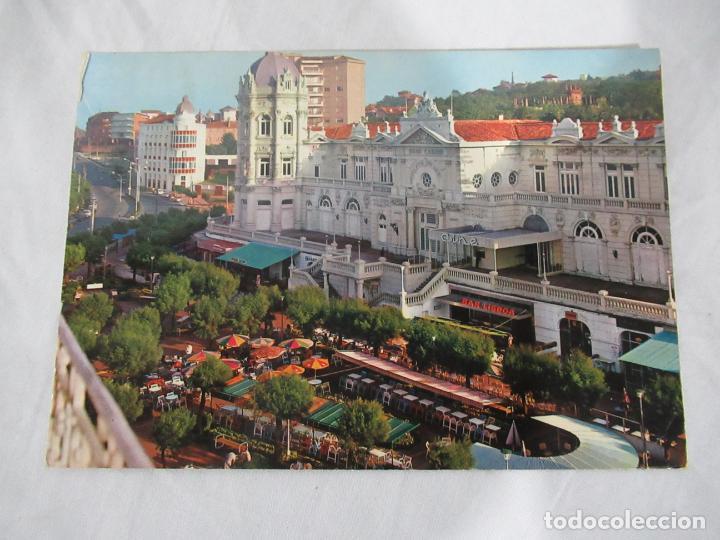 SANTANDER - SARDINERO - CIRCULADA (Postales - España - Cantabria Moderna (desde 1.940))