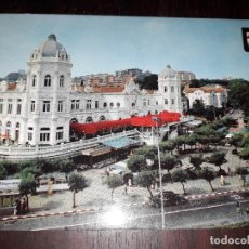 Postales: Nº 2566 POSTAL SANTANDER CANTABRIA CASINO Y PLAZA DE ITALIA. Lote 190777403